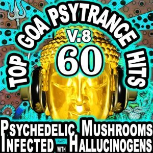 Image for 'Psychedelic Mushrooms Infected With Hallucinogens'