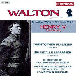 Immagine per 'Walton: Henry V'
