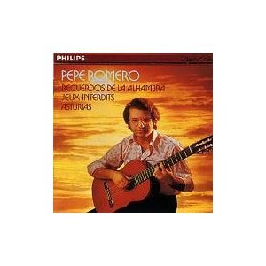 Image for 'Famous Spanish Guitar Music'