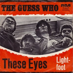 Image for 'These Eyes'
