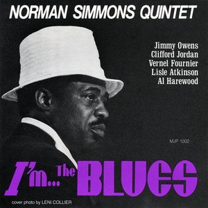 Image for 'I'm the Blues'