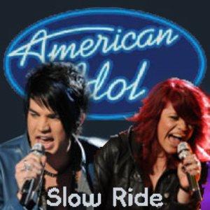 Image for 'Adam Lambert & Allison Iraheta'