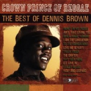 Image for 'The Crown Prince Of Reggae'