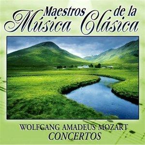 Image for 'Maestros de la musica clasica - Wolfgang Amadeus Mozart. Concertos'