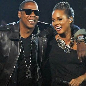 Image for 'Alicia Keys/Jay-Z'