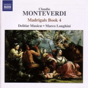 Image for 'MONTEVERDI: Madrigals, Book 4'