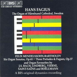 Image for 'Mendelssohn / Bach / Saint-Saens / Boellmann / Lindberg / Vierne: Organ Music'