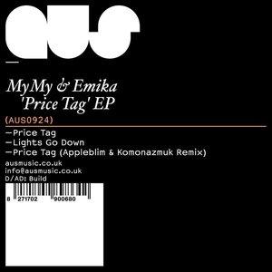 Image for 'MyMy, Emika'