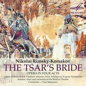 Image for 'Rimsky-Korsakov: The Tsar's Bride'
