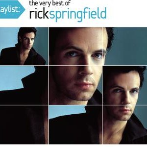Imagem de 'Playlist: The Very Best Of Rick Springfield'