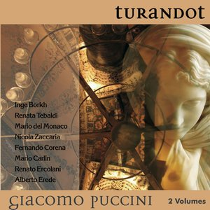Image for 'Puccini: Turandot'