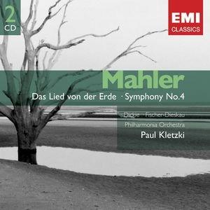 Bild för 'Mahler: Das Lied von der Erde/Symphony No 4 etc.'