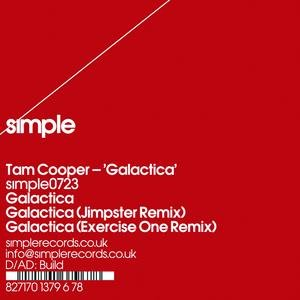 Image pour 'Galactica (Exercise One Remix)'