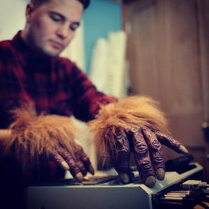 Image for 'Hairy Hands'
