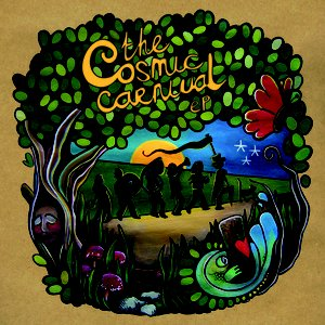 Image for 'The Cosmic Carnival EP'