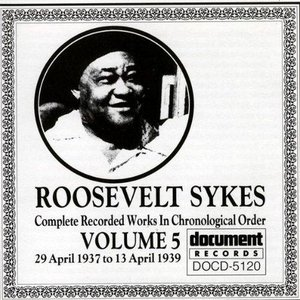 Image for 'Roosevelt Sykes Vol. 5 (1937-1939)'
