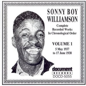 Image for 'Sonny Boy Williamson Vol. 1 (1937 - 1938)'