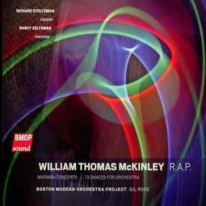 Image for 'William Thomas McKinley: R.A.P'