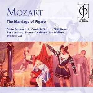 Image pour 'Mozart: The Marriage of Figaro'