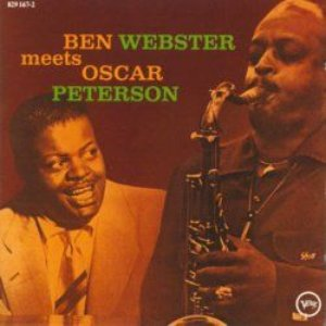 Image for 'Ben Webster Meets Oscar Peterson'