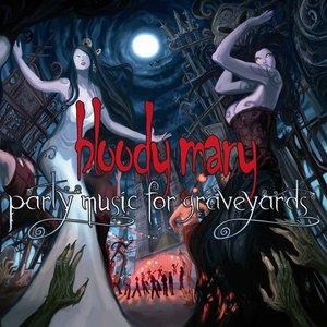 """Party Music for Graveyards""的封面"