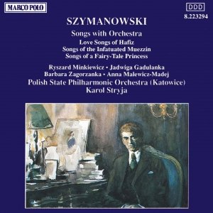 Image for 'SZYMANOWSKI : Songs with Orchestra'