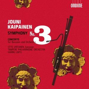 Immagine per 'Kaipainen, J.: Symphony No. 3 / Bassoon Concerto'