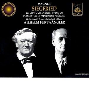 """Image for 'Wilhelm Furtwängler: Wagner """"Siegfried""""'"""