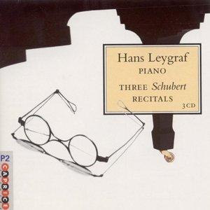 Image pour '3 Schubert Recitals'