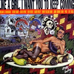 Image for 'Like A Girl I Want You To Keep Coming'