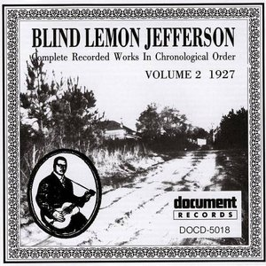 Image for 'Blind Lemon Jefferson Vol. 2 (1927)'