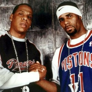 Image pour 'R. Kelly & Jay-Z'