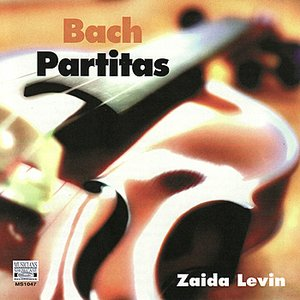 Image for 'Johann Sebastian Bach: Partita in D Minor, BWV 1004: II. Corrente'