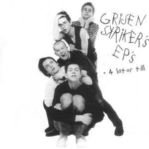 Image for 'Grisen Skrikers EP's + 4 låtar till'