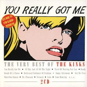 Image for 'You Really Got Me: The Very Best of the Kinks (disc 1)'