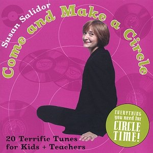 Immagine per 'Come and Make a Circle: Twenty Terrific Songs for Kids and Teachers'