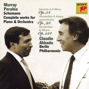 Image for 'Concerto for Piano and Orchestra in A minor, Op. 54/III. Allegro vivace'