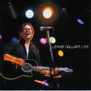 Image for 'Lennie Gallant Live'