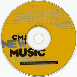 Bild för 'CMJ New Music Monthly, Volume 85: September 2000'