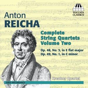 Image for 'Reicha: Complete String Quartets, Vol. 2'