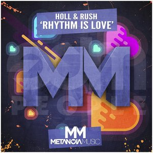 Image for 'Rhythm Is Love'