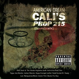 Image for 'American Dream Cali's Prop 215 (Original Motion Picture Soundtrack)'
