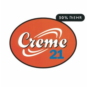 Image for 'Creme 21: 30% mehr'
