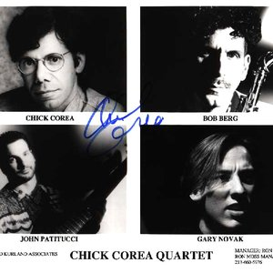 Image for 'Chick Corea Quartet'