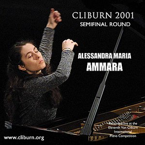 Image pour '2001 Van Cliburn International Piano Competition Semifinal Round'