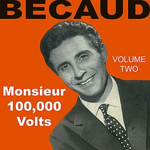 Image for 'Monsieur 100 000 Volts  Vol 2'