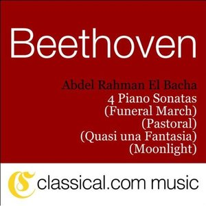 Image for 'Ludwig van Beethoven, Piano Sonata No. 12 In A Flat, Op. 26 (Funeral March)'