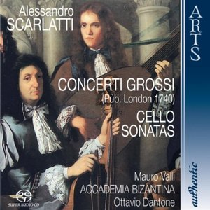 Image for 'Concerti Grossi / Cello Sonatas'
