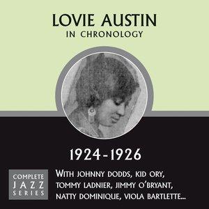 Image pour 'Complete Jazz Series 1924 - 1926'