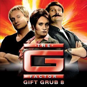 Image for 'Gift Grub 8 - The G Factor'